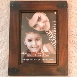 Studio Decor Rustic Wood Picture Frame - NWOT